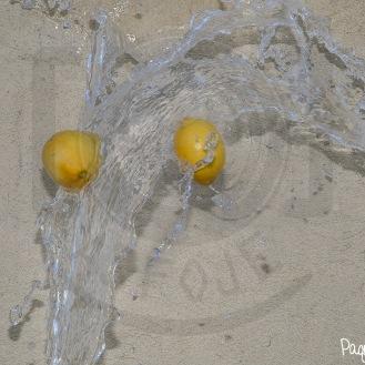 Agua - Agua al limón