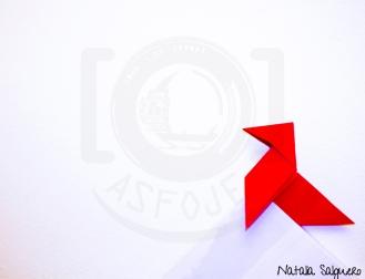 Espacio negativo - Al rojo