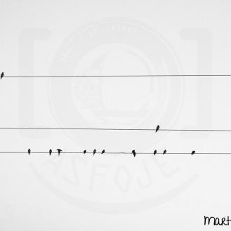 Espacio negativo - Trigrama
