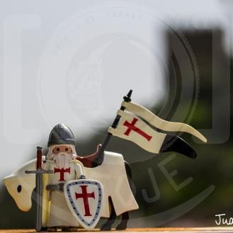 Desenfoque - EL último templario