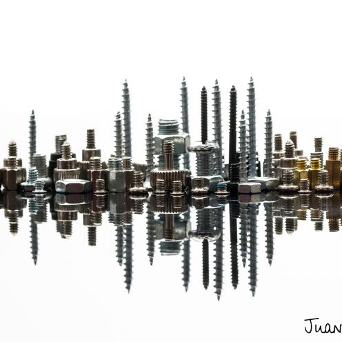 Reflejos_Ciudad metalica