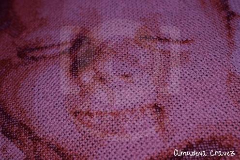 Efecto Pattern - Cross stitch