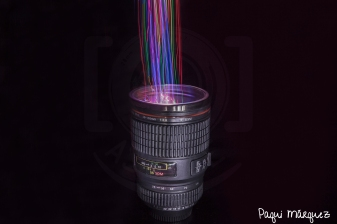 Light Painting - Proyectando luz