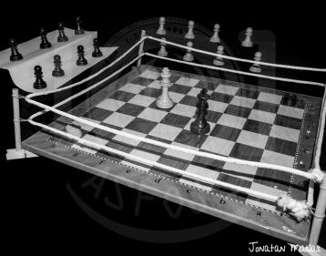 Inspirate en Madoz - Combate de reyes
