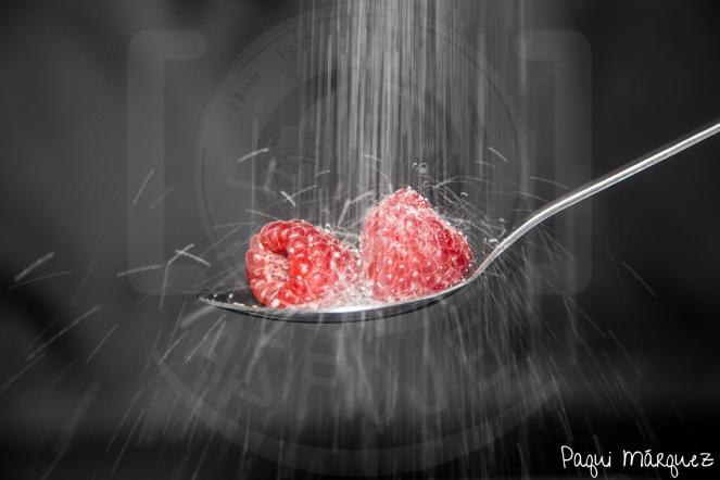 Frutas - Dulces frambuesas