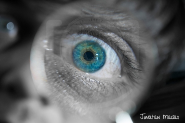 Azul_Mirada azul
